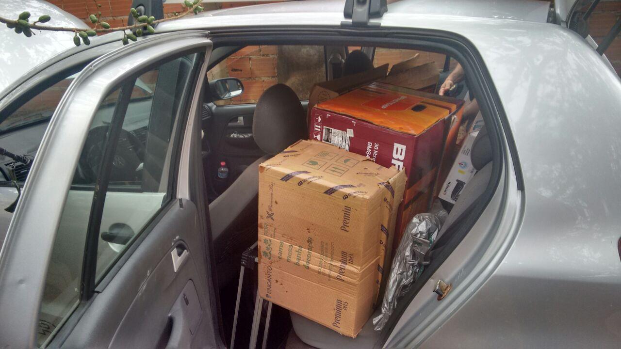 Polícia Militar desarticula grupo especializado em roubo de carga em Itumbiara