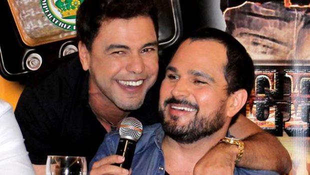 Zezé di Camargo pede para Geraldo Luís não exibir matéria contra Luciano