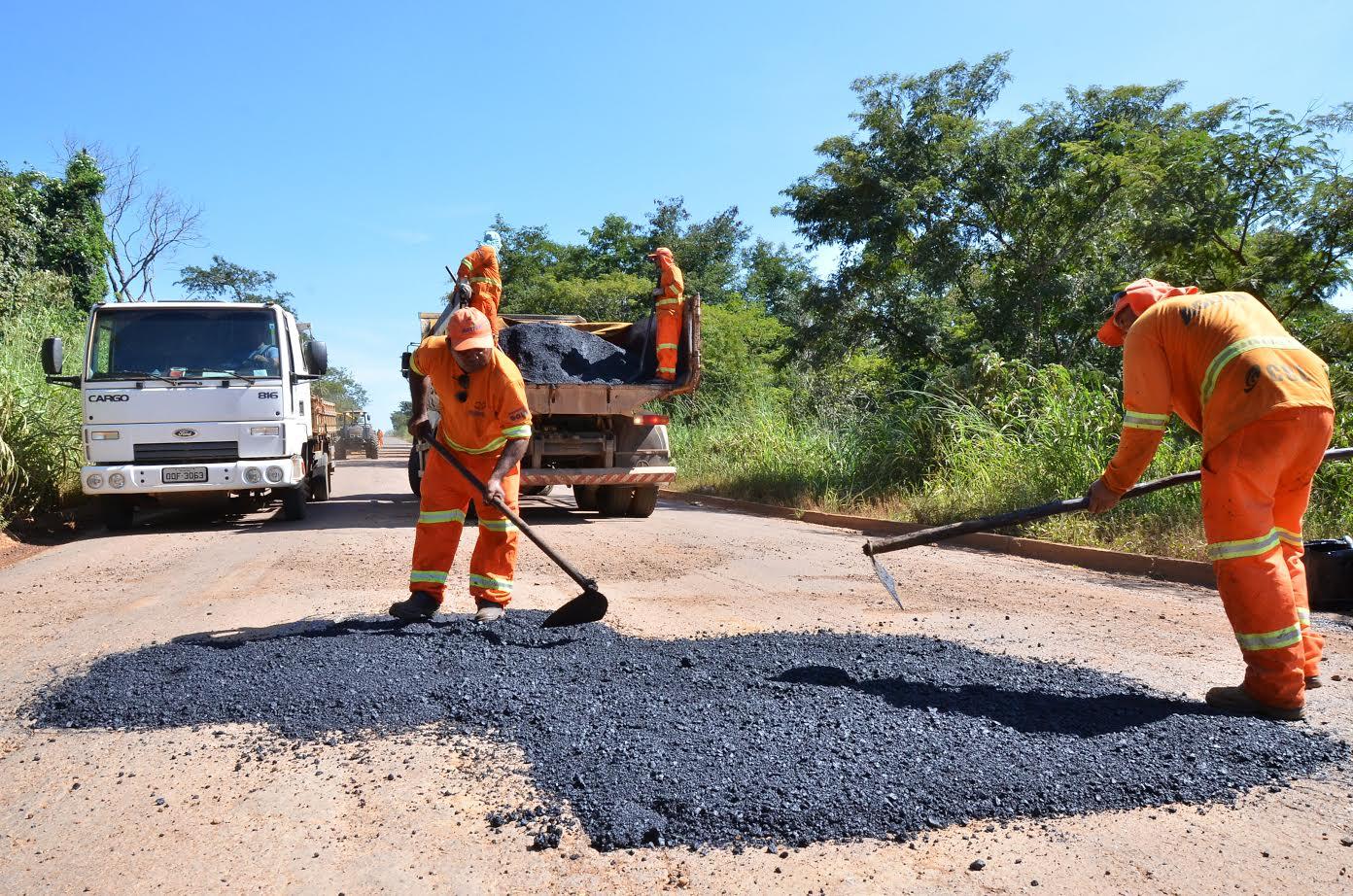 Governo de Goiás completa obras de recuperação em mais 63 rodovias