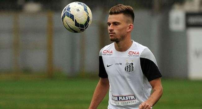 Lucas Lima cobra atenção do Santos na Copa do Brasil