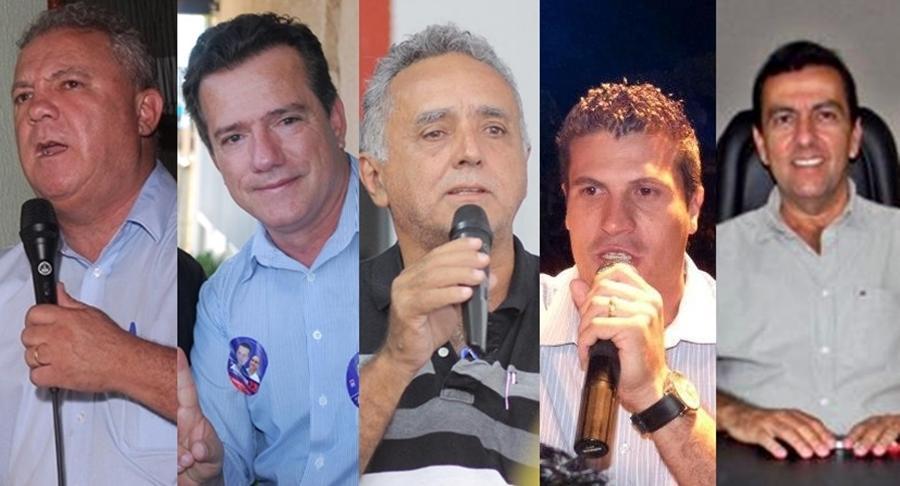 Senador Canedo tem disputa com cinco candidatos
