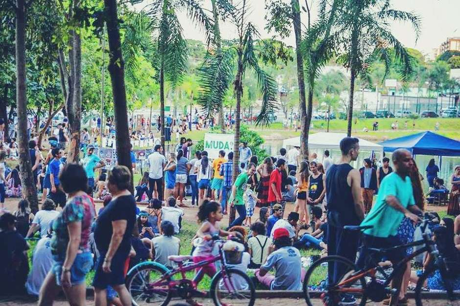 Parque Vaca Brava recebe Muda com o Sábado no Parque