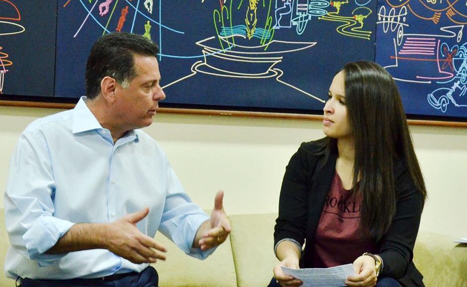 """""""Goiás continua entre os Estados com a melhor Educação e vamos melhorar mais"""", afirma Marconi"""