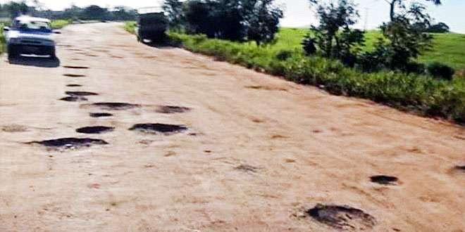 Justiça determina que Agetop recupere rodovia que liga Pontalina à BR-153
