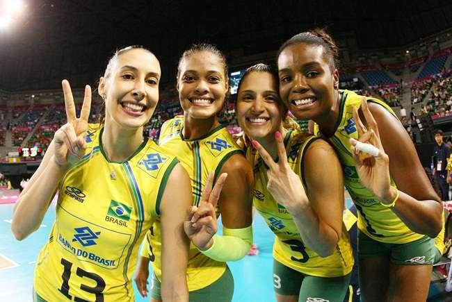 Brasil arrasa Bélgica e celebra vitória no Grand Prix