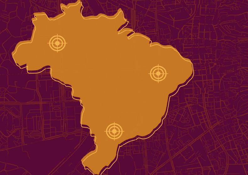Goiás é o estado mais violento do Centro-Oeste e o 7º em todo o Brasil
