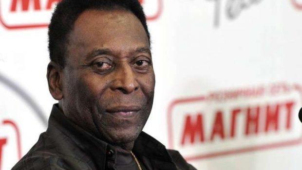 Pelé é internado em São Paulo com infecção urinária