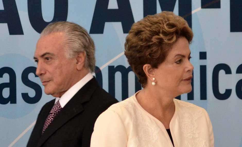 Lava Jato chega a Dilma e fortalece base de Temer