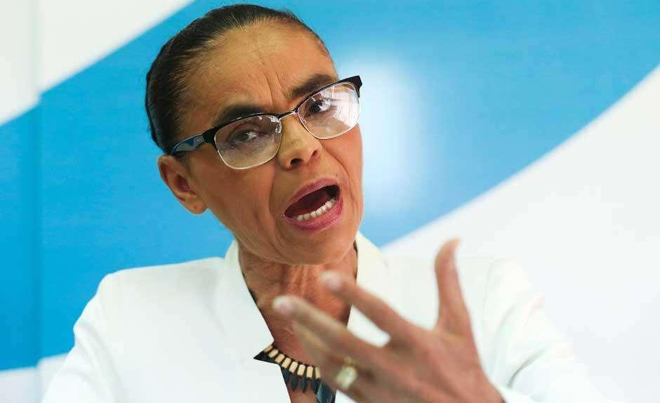Marina critica banalização da palavra golpe e defende novas eleições