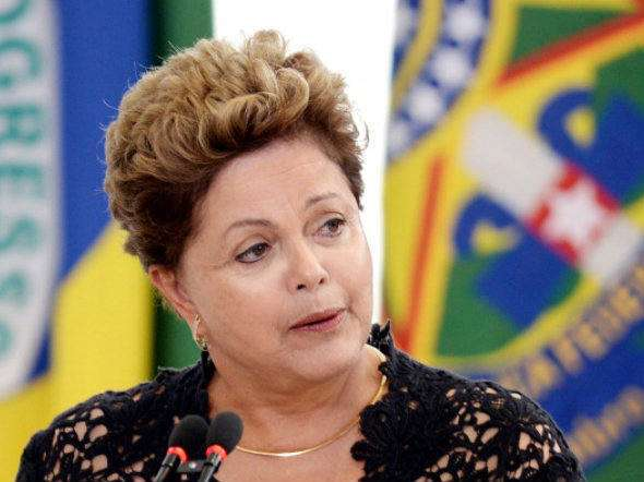 Dilma: Congresso é que deve falar de denúncia sobre CPI