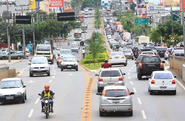 Excesso de velocidade é responsável por 67% de infrações no trânsito