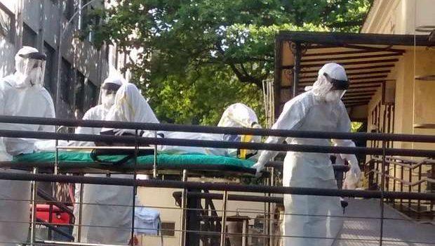 Caso suspeito de Ebola tem resultado negativo