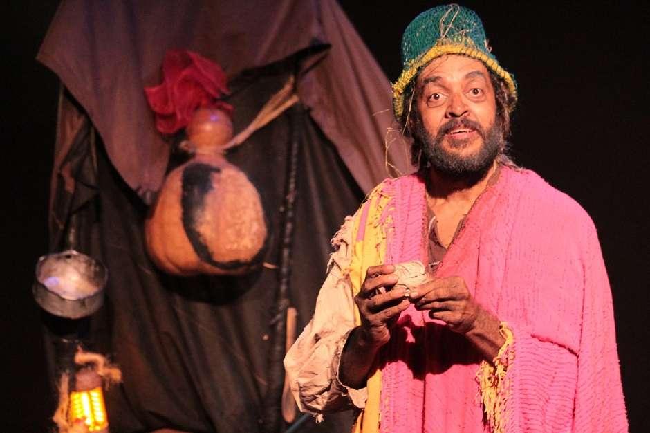 Cia de Teatro Cidade Livre apresenta Vaga Voz do Oco