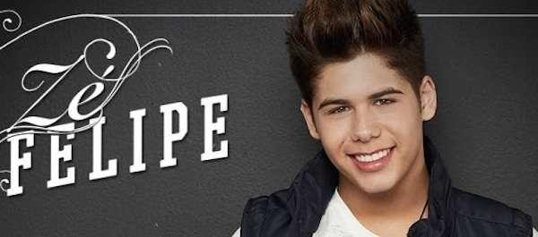 Zé Felipe, filho de Leonardo, estreia como cantor e lança videoclipe