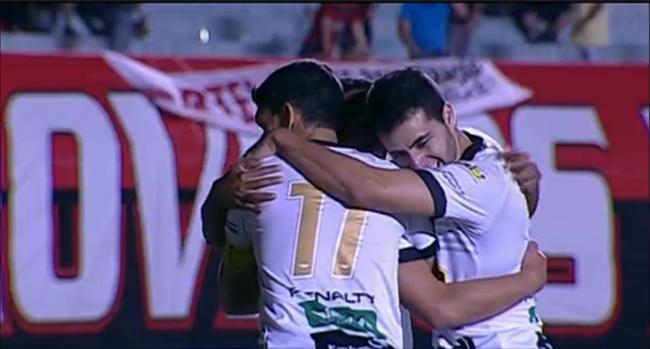 Atlético perde para Ceará e vê fim da sequência de quatro vitórias seguidas
