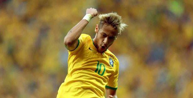 Com Neymar decisivo, Brasil bate Camarões e reencontra Chile