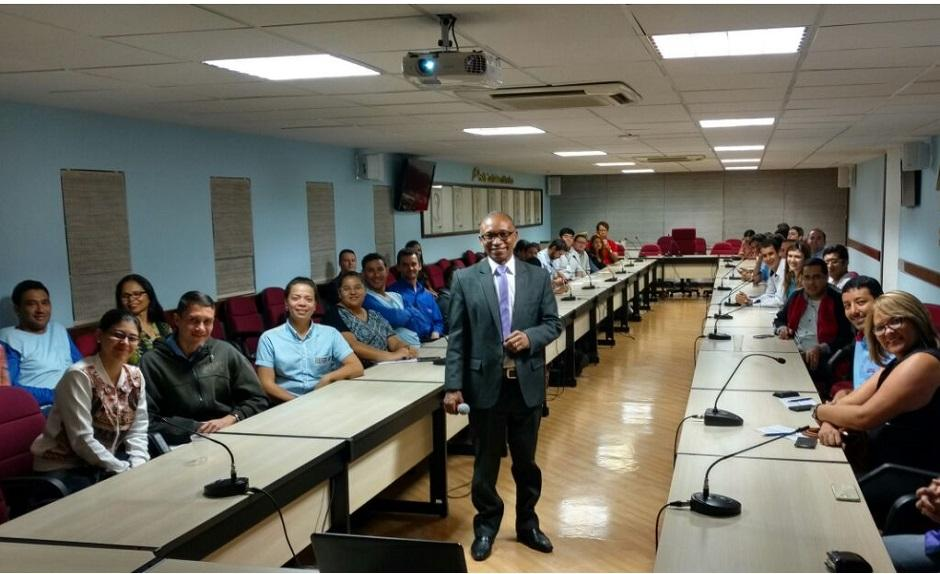 Sinat recebe palestra Os Seis Comportamentos do Líder Produtivo