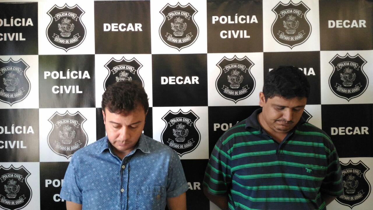 Dono e gerentes de posto são presos por roubo de combustíveis