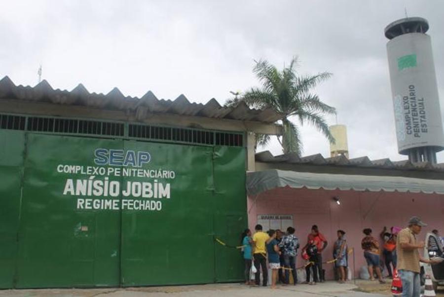 MP pede recisão de contrato da gestão privada do presídio de Manaus