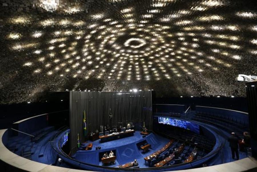 Senado começa a julgar hoje impeachment de Dilma