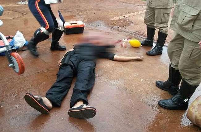 Carcereiro é morto a tiros na porta de presídio em Quirinópolis