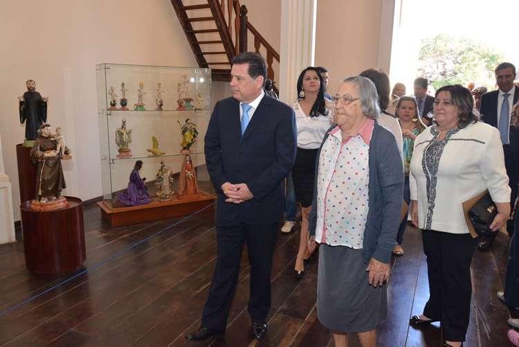 Reinauguração de obras fortalece a cultura vilaboense