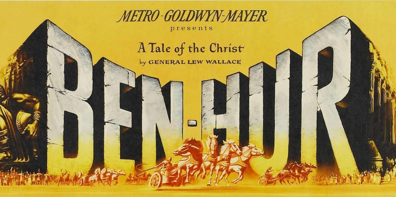 Veja nova imagem do remake de Ben-Hur