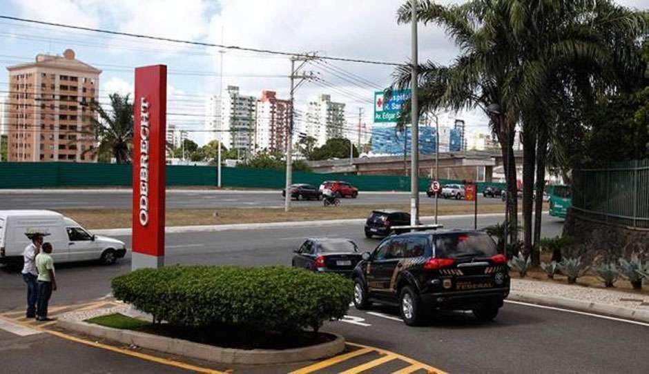 Polícia Federal prende diretor da Odebrecht em Salvador