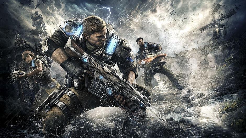 Microsoft: Gears of War 4 e Recore chamam a atenção