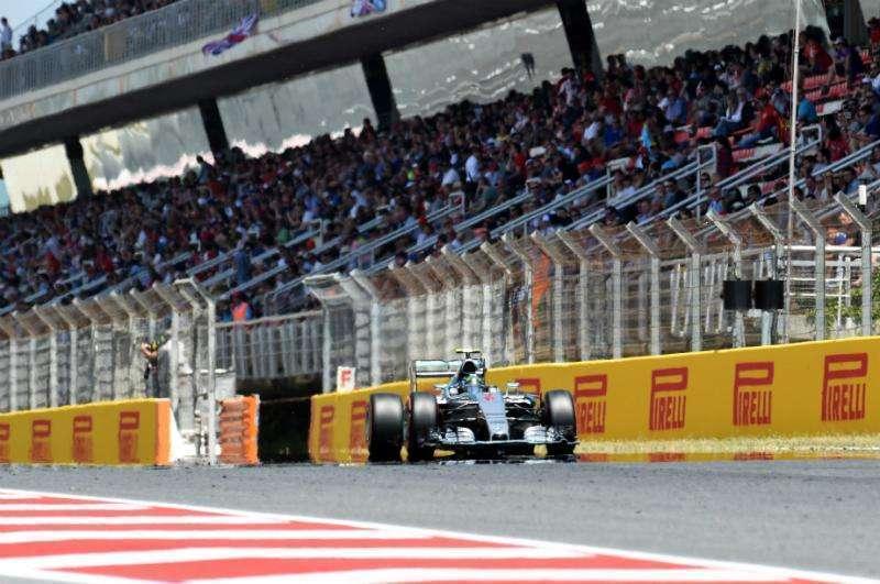 Rosberg quebra hegemonia de Hamilton e faz a pole em Barcelona