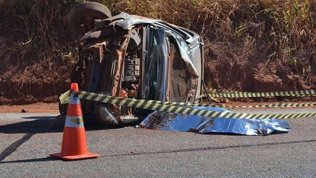 Ex- vereador de Novo Destino morre em acidente na GO-230