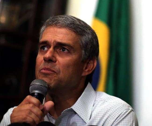 'Não levo greve em consideração', diz presidente do Flu