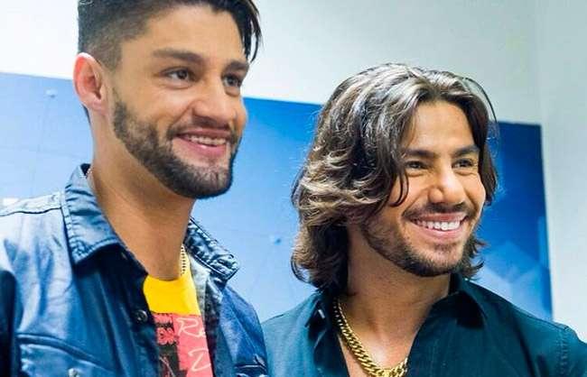 Show de Munhoz e Mariano termina em confusão em São Paulo