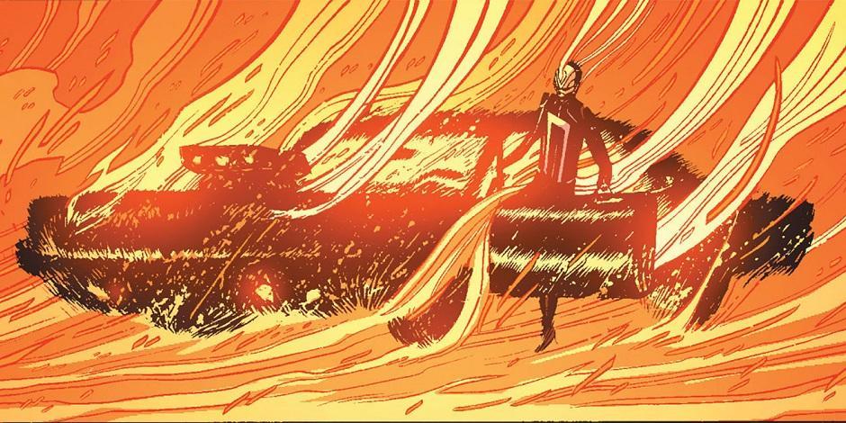 Motoqueiro Fantasma aparece em primeira imagem