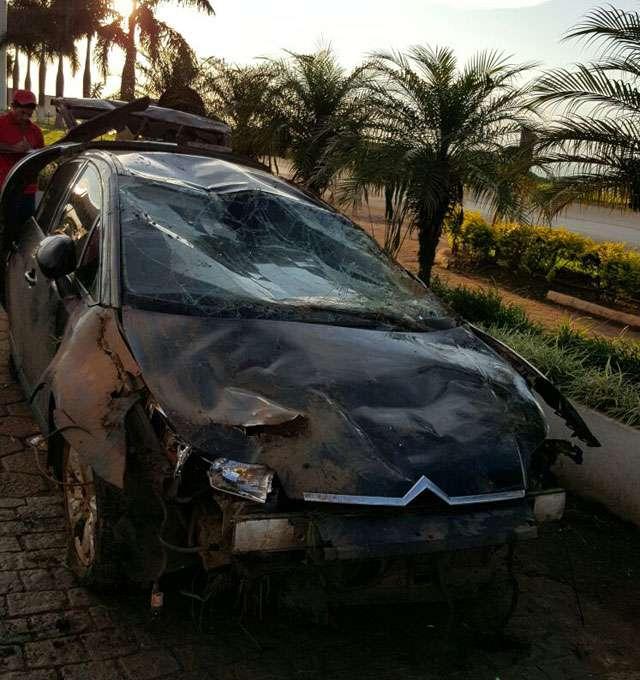 Ex-prefeito de Anápolis sofre acidente na BR-060