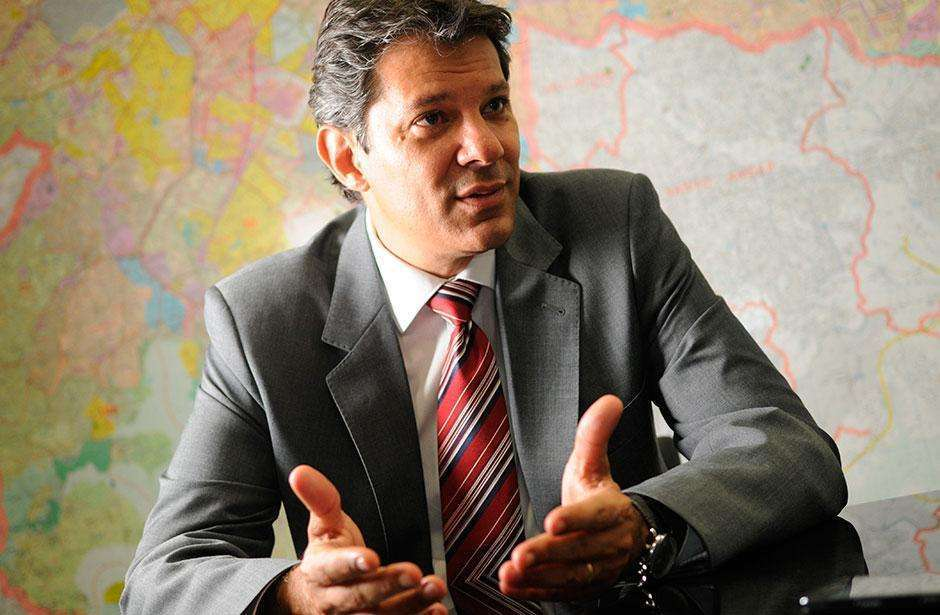 Haddad tenta colar Alckmin em Temer e fala em 'boa conversa' com Ciro no 2º turno