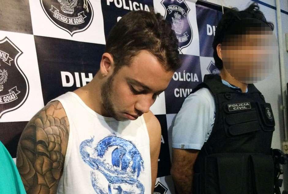 Preso autor de assassinato em boate do Setor Marista, em Goiânia