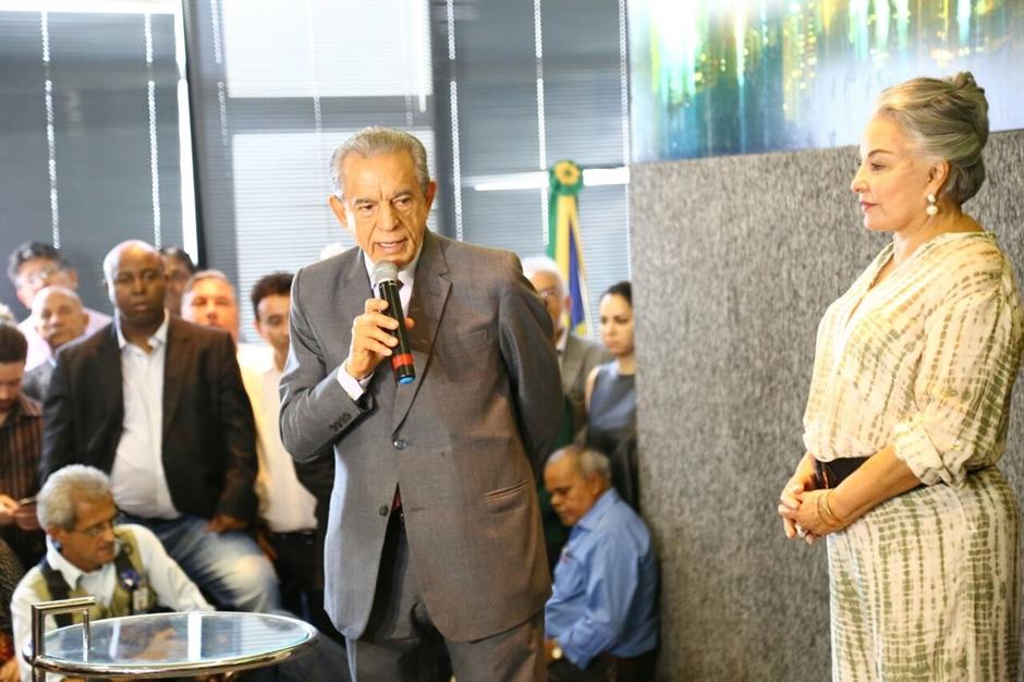 Iris Rezende anuncia parte do secretariado