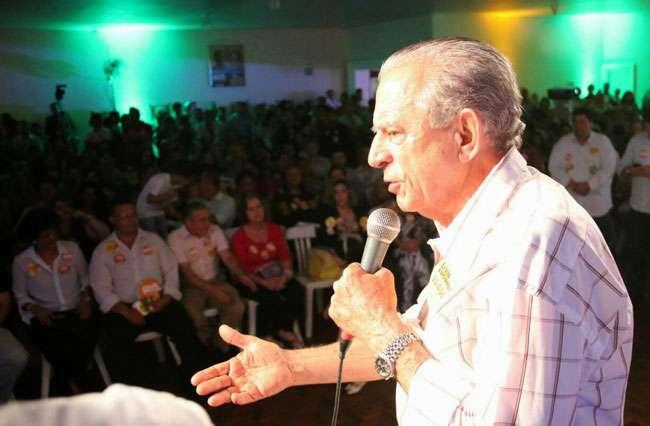 Iris recebe apoio de servidores da prefeitura de Goiânia