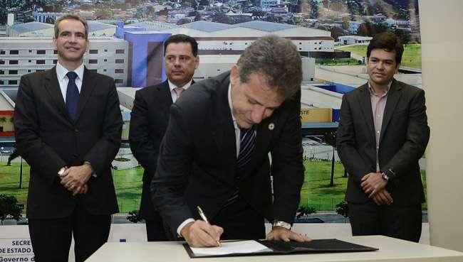 Ministro da Saúde anuncia repasse anual de R$ 92 milhões para Hugol