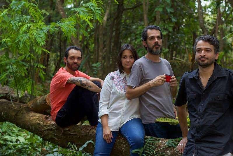 Indústria Orgânica faz show de lançamento do disco de estreia
