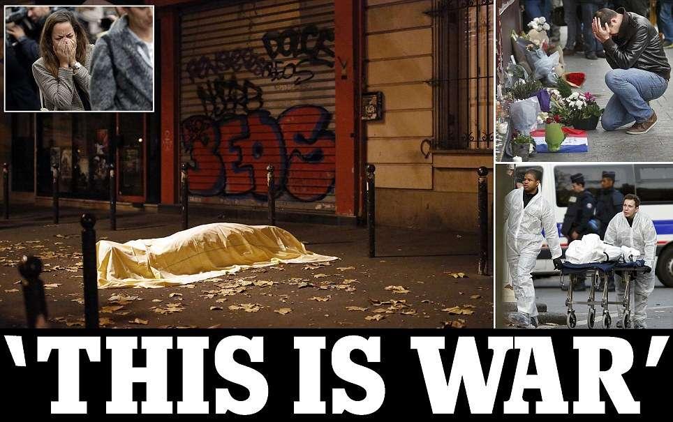 Estado Islâmico reivindica atentados de Paris, em comunicado na internet