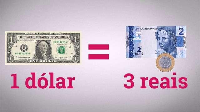 Dólar volta a subir e encerra o dia acima de R$ 3,16