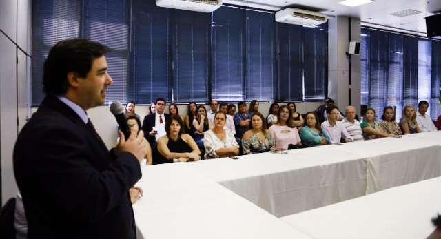 Buonaduce profere palestra na Procuradoria Geral de Goiânia