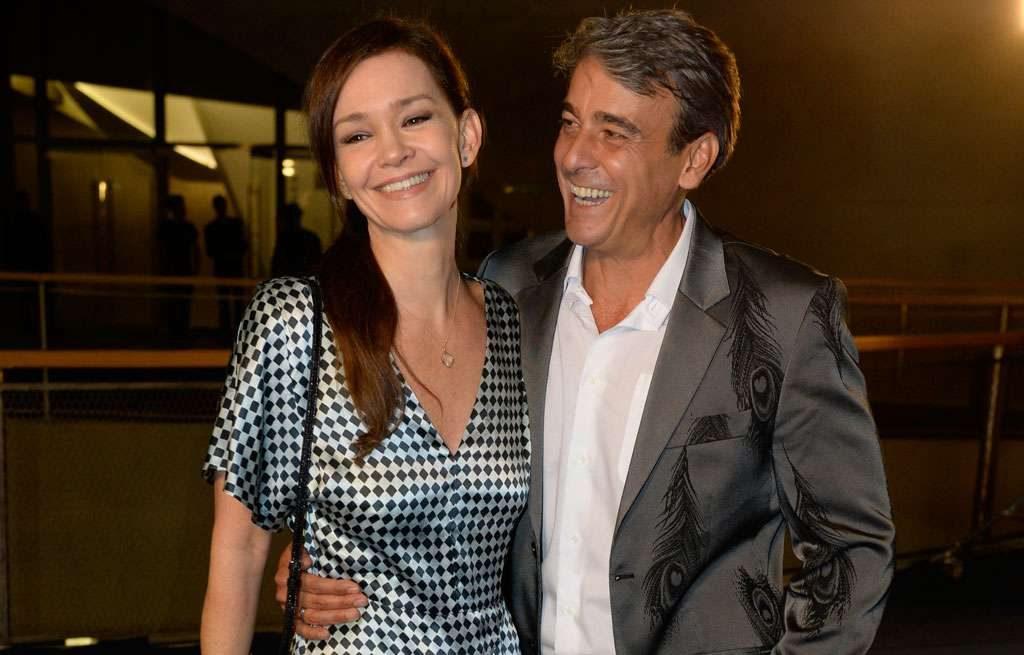 Chega ao fim o casamento de Júlia Lemmertz e Alexandre Borges, diz colunista