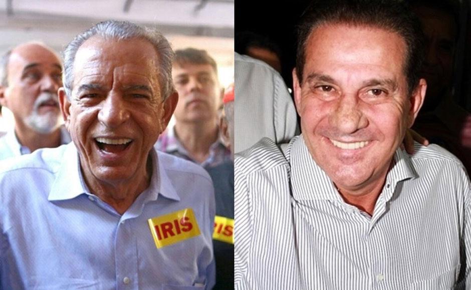 Na véspera das eleições, pesquisa Ibope mostra Iris com 57% e Vanderlan com 43%