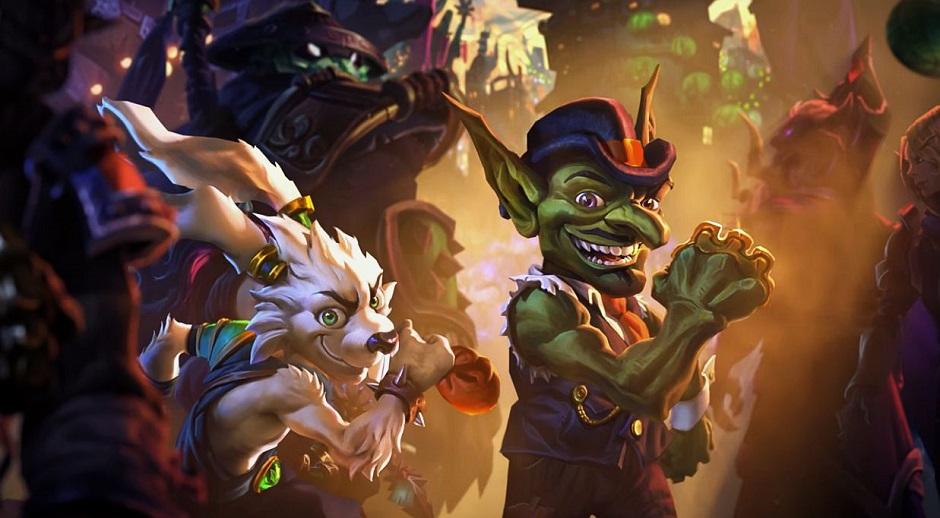 Blizzard anuncia As Gangues de Geringontzan