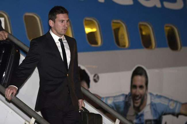 Messi: juíz dá prosseguimento em investigação sobre a suspeita de sonegação de impostos
