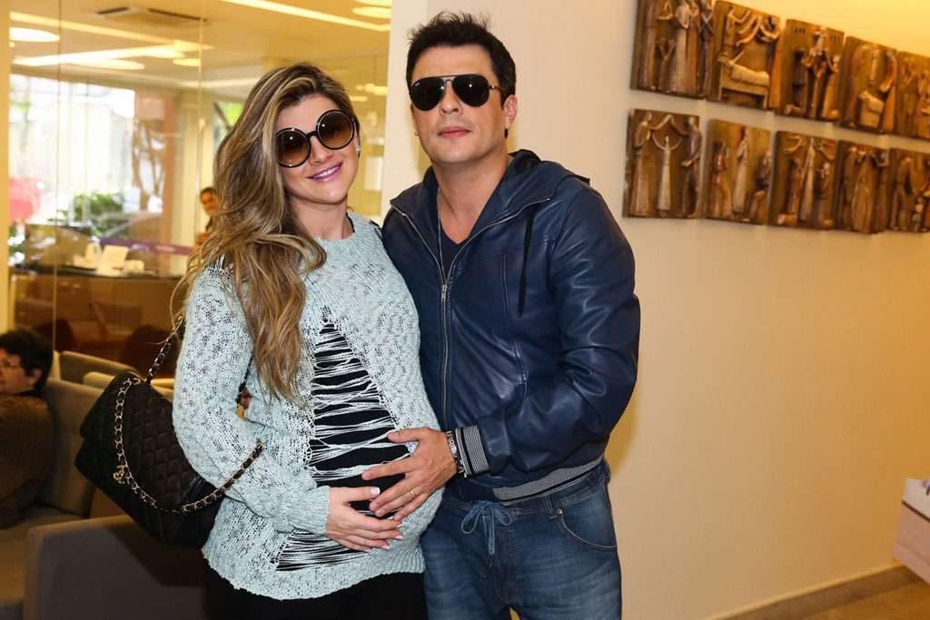 Nasce Valentina, a filha de Mirella Santos e de Wellington Muniz, o Ceará