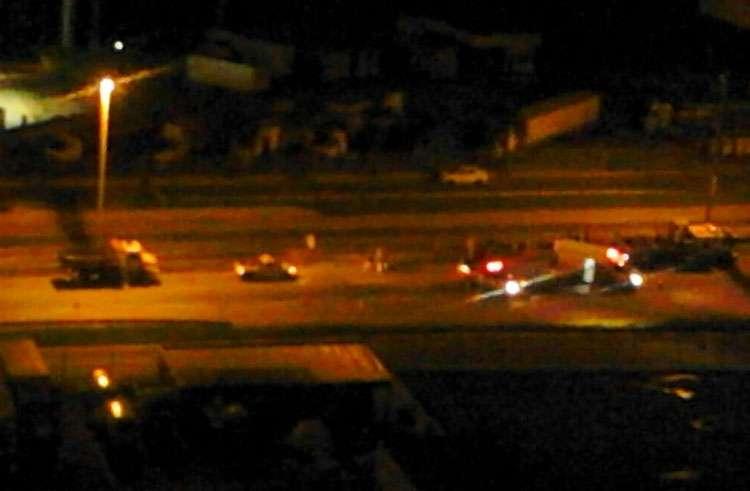 Mulher embriagada atropela funcionário de concessionária na BR-153, em Goiânia